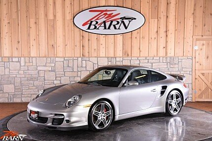 2008 Porsche 911 Turbo Coupe for sale 100953640