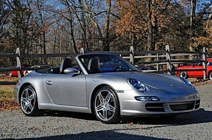 2008 Porsche 911 Cabriolet for sale 100958283