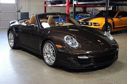 2008 Porsche 911 Turbo Cabriolet for sale 101030470