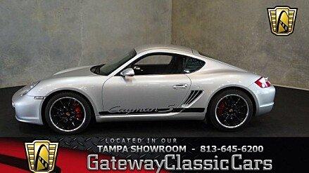 2008 Porsche Cayman for sale 100772011