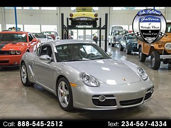 2008 Porsche Cayman S for sale 100885867