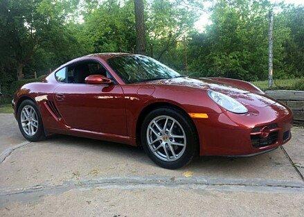 2008 Porsche Cayman for sale 100870004