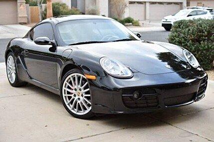 2008 Porsche Cayman for sale 100971801