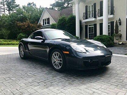 2008 Porsche Cayman for sale 100992506
