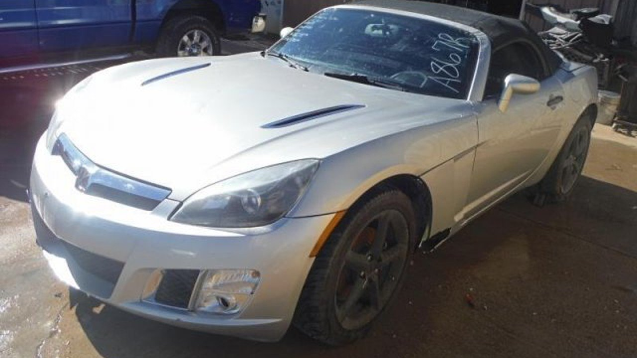2008 Saturn Sky Red Line for sale 100818888