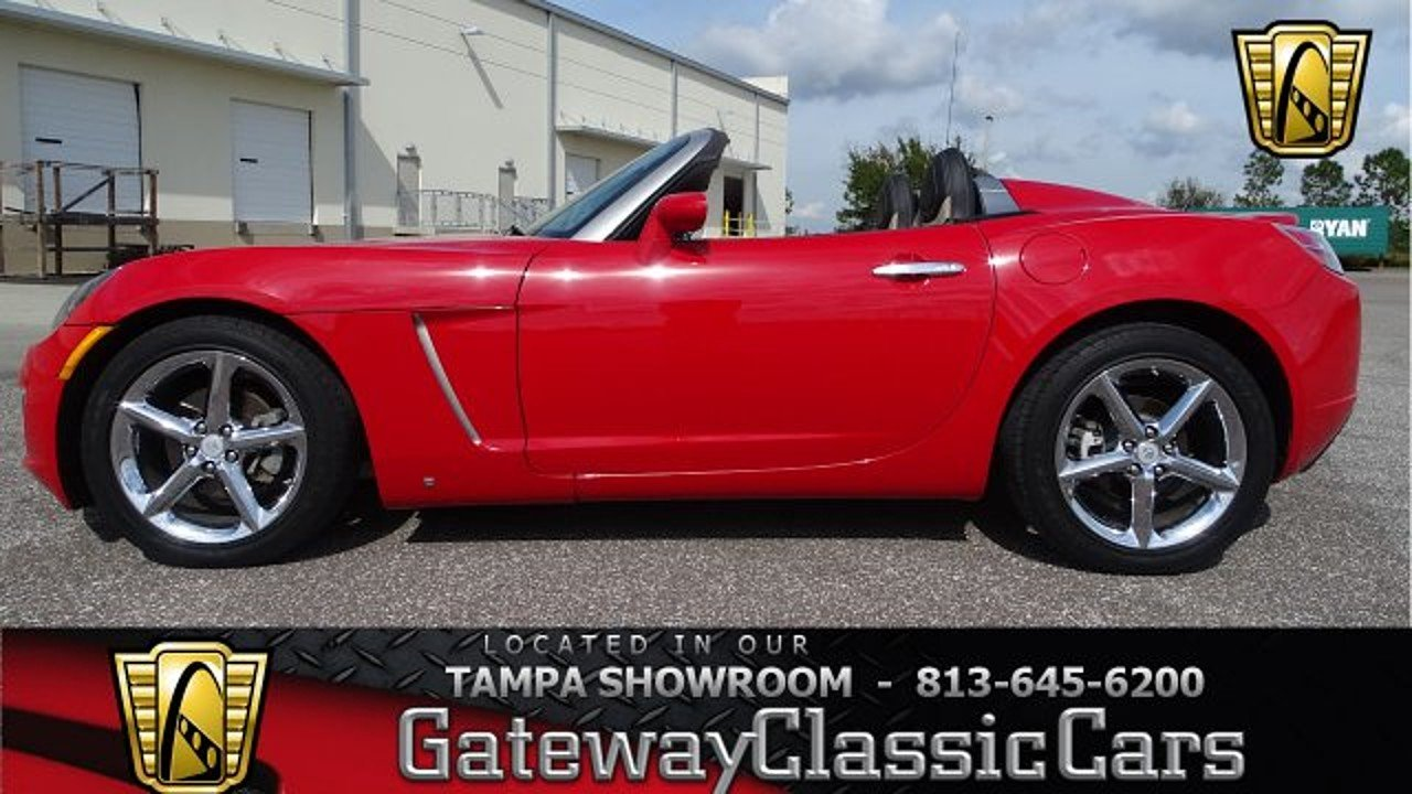 2008 Saturn Sky Red Line for sale 100949177