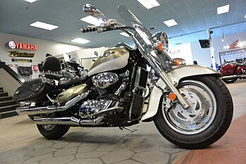 2008 Suzuki Boulevard 1500 for sale 200601889