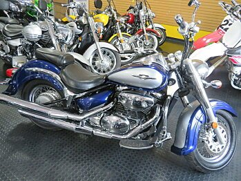 2008 Suzuki Boulevard 800 for sale 200563984
