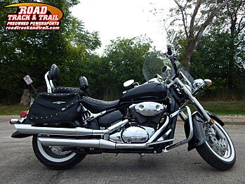 2008 Suzuki Boulevard 800 for sale 200617041