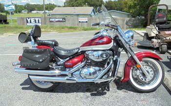 2008 Suzuki Boulevard 800 for sale 200625391