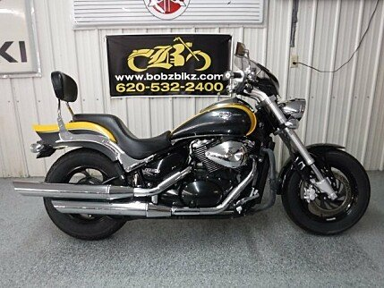 2008 Suzuki Boulevard 800 for sale 200630158