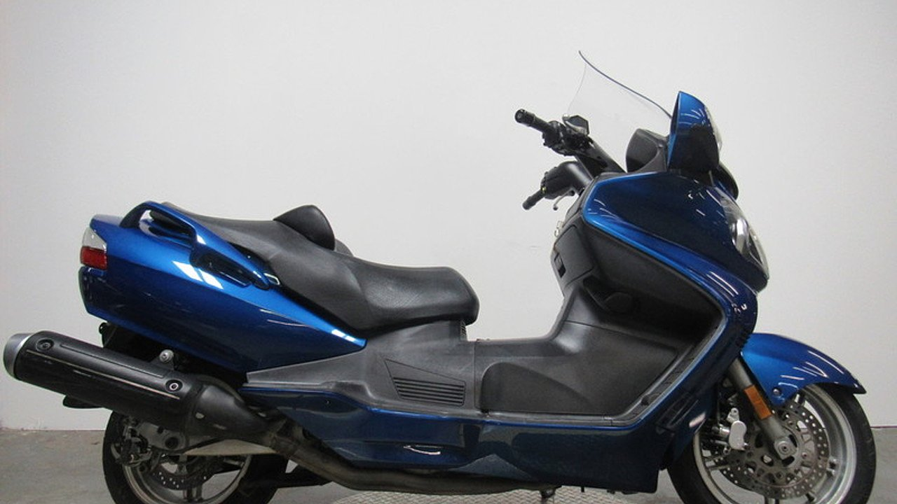 2008 Suzuki Burgman 650 for sale 200521137