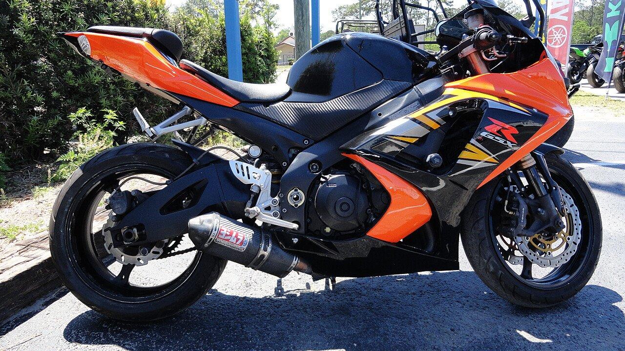 2008 Suzuki GSX-R1000 for sale 200456013