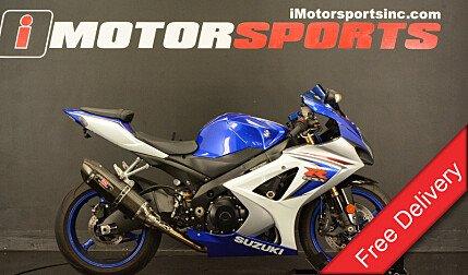 2008 Suzuki GSX-R1000 for sale 200468855