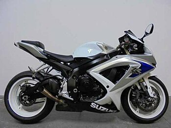 2008 Suzuki GSX-R600 for sale 200431111