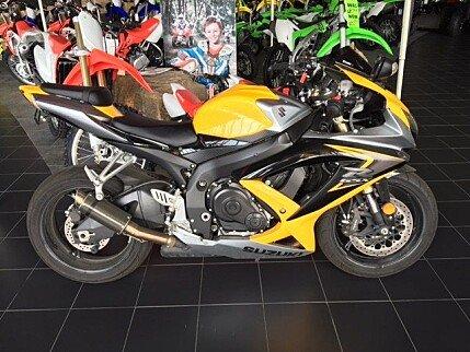 2008 Suzuki GSX-R600 for sale 200377515