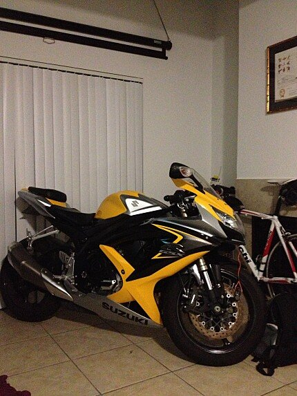 2008 Suzuki GSX-R600 for sale 200445751