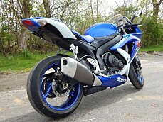 2008 Suzuki GSX-R600 for sale 200455022