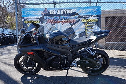 2008 Suzuki GSX-R600 for sale 200459276