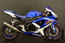 2008 Suzuki GSX-R600 for sale 200475094