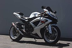 2008 Suzuki GSX-R600 for sale 200488601