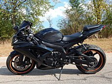 2008 Suzuki GSX-R600 for sale 200495158