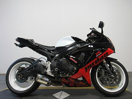2008 Suzuki GSX-R600 for sale 200504314
