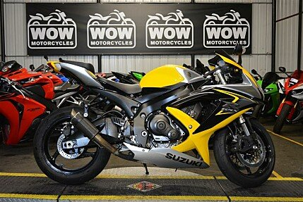 2008 Suzuki GSX-R600 for sale 200515639