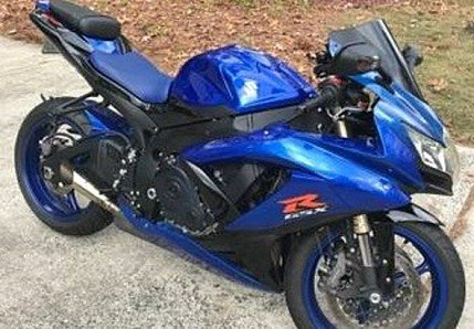 2008 Suzuki GSX-R600 for sale 200520162