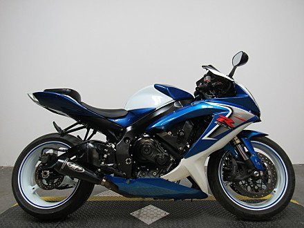 2008 Suzuki GSX-R600 for sale 200540496