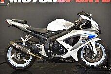 2008 Suzuki GSX-R600 for sale 200591432