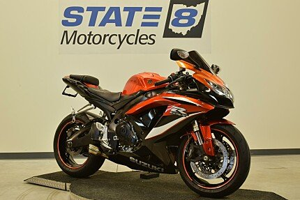 2008 Suzuki GSX-R600 for sale 200614692