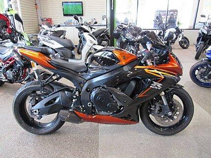 2008 Suzuki GSX-R600 for sale 200616236