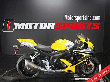2008 Suzuki GSX-R600 for sale 200632171