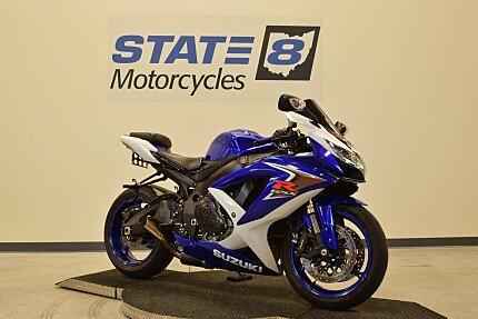 2008 Suzuki GSX-R600 for sale 200635953