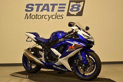 2008 Suzuki GSX-R600 for sale 200641001