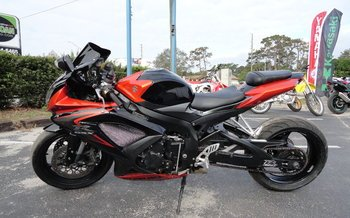2008 Suzuki GSX-R750 for sale 200552087