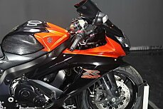 2008 Suzuki GSX-R750 for sale 200623057