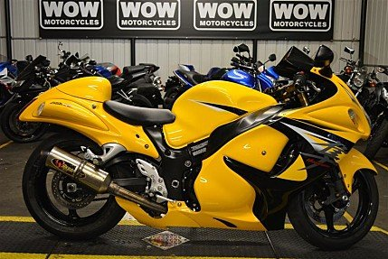 2008 Suzuki Hayabusa for sale 200630486