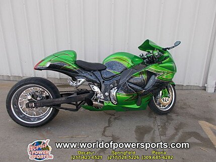 2008 Suzuki Hayabusa for sale 200637602