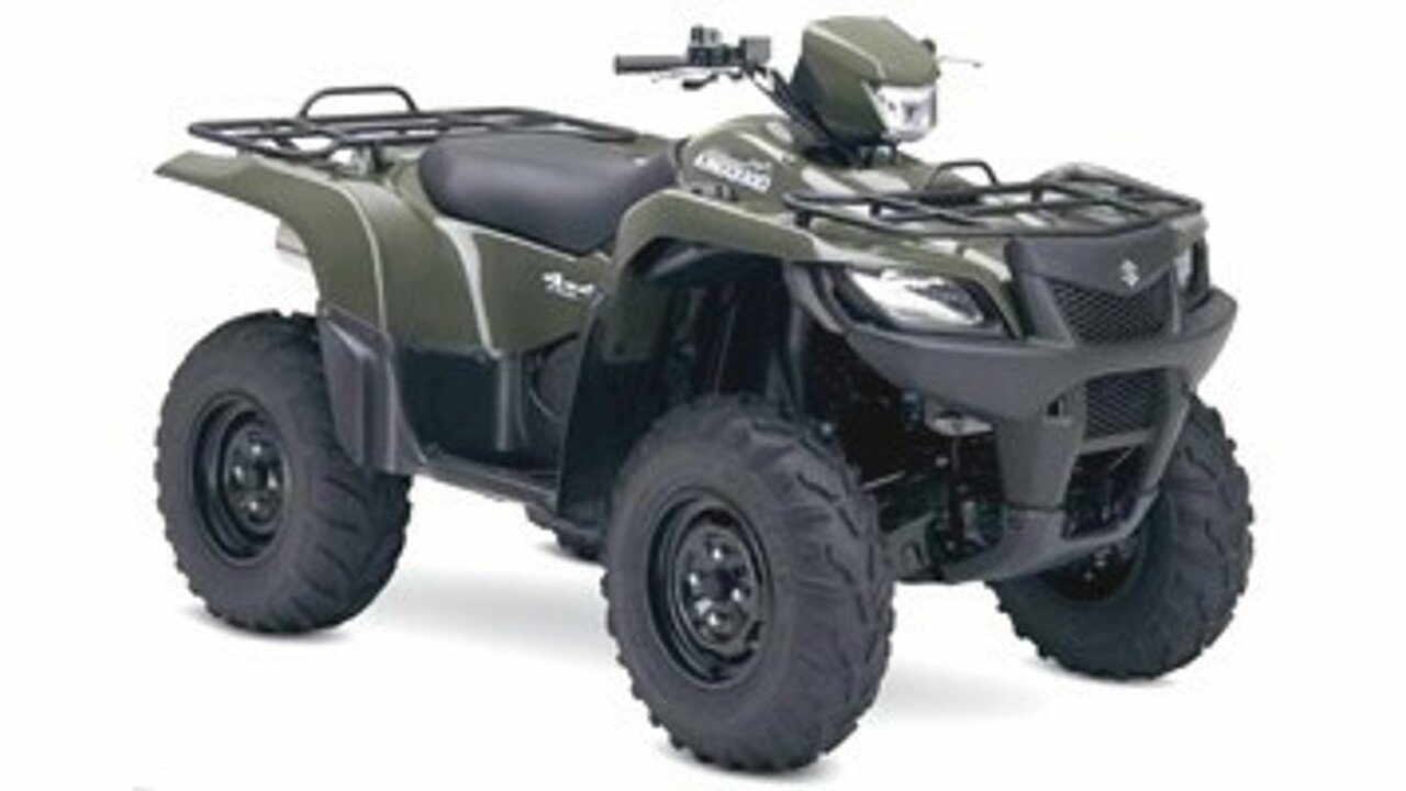 2008 Suzuki KingQuad 750 for sale 200610783