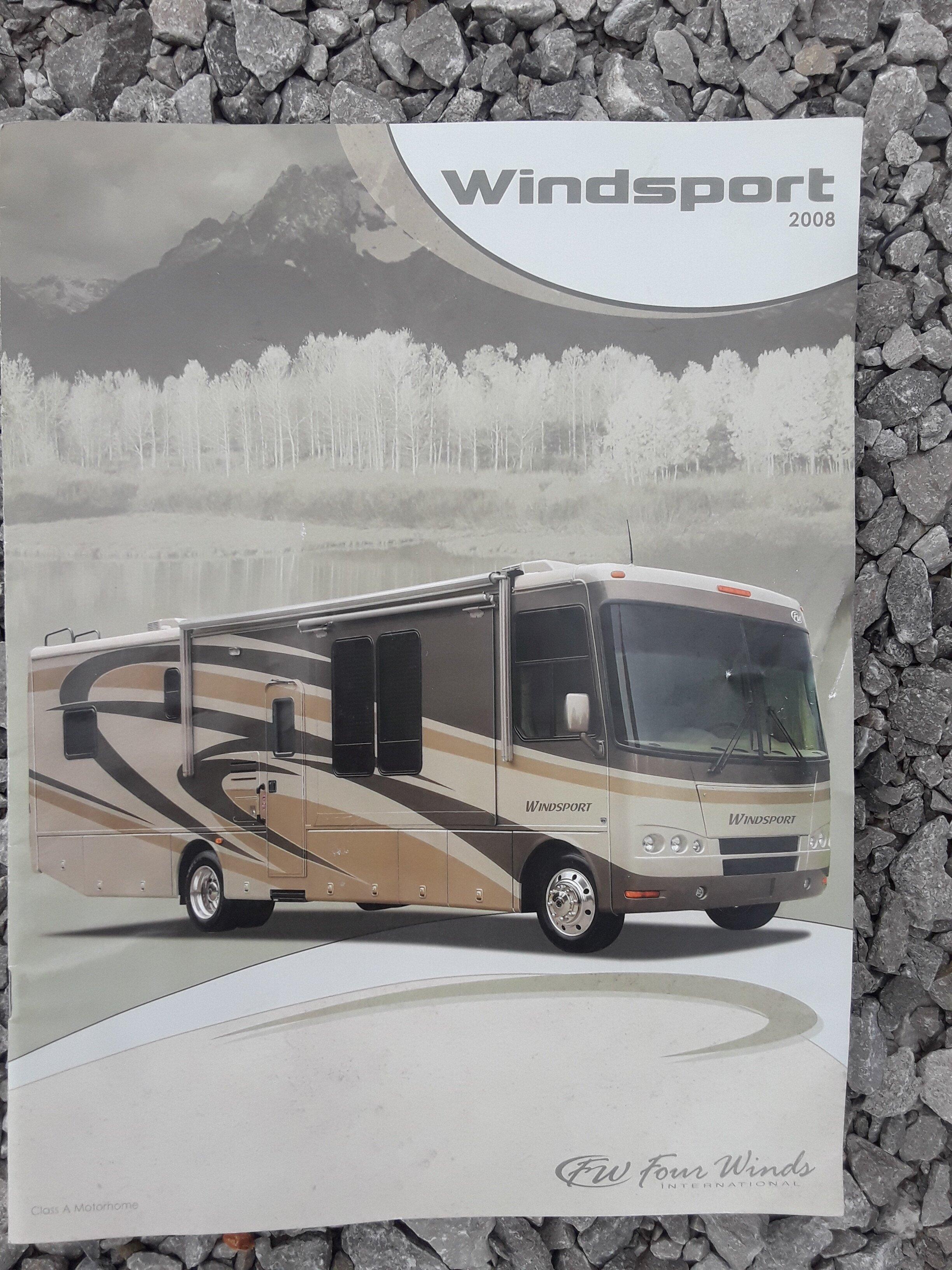Thor Windsport Rvs For Sale On Autotrader Motorhome Wiring Diagram