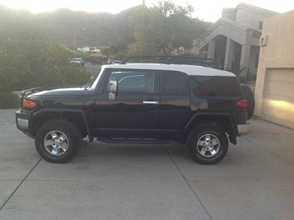 2008 Toyota FJ Cruiser for sale 100729479