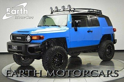 2008 Toyota FJ Cruiser 4WD for sale 100778779