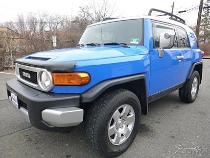 2008 Toyota FJ Cruiser 4WD for sale 100931516