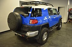 2008 Toyota FJ Cruiser 4WD for sale 100955205