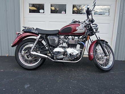 2008 Triumph Bonneville 900 for sale 200505864
