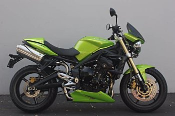 2008 Triumph Street Triple for sale 200463050
