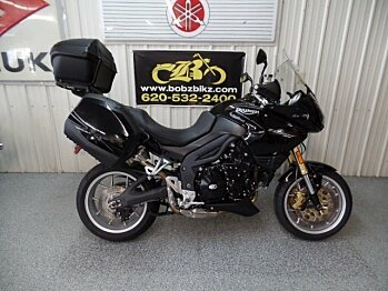 2008 Triumph Tiger 1050 for sale 200501137
