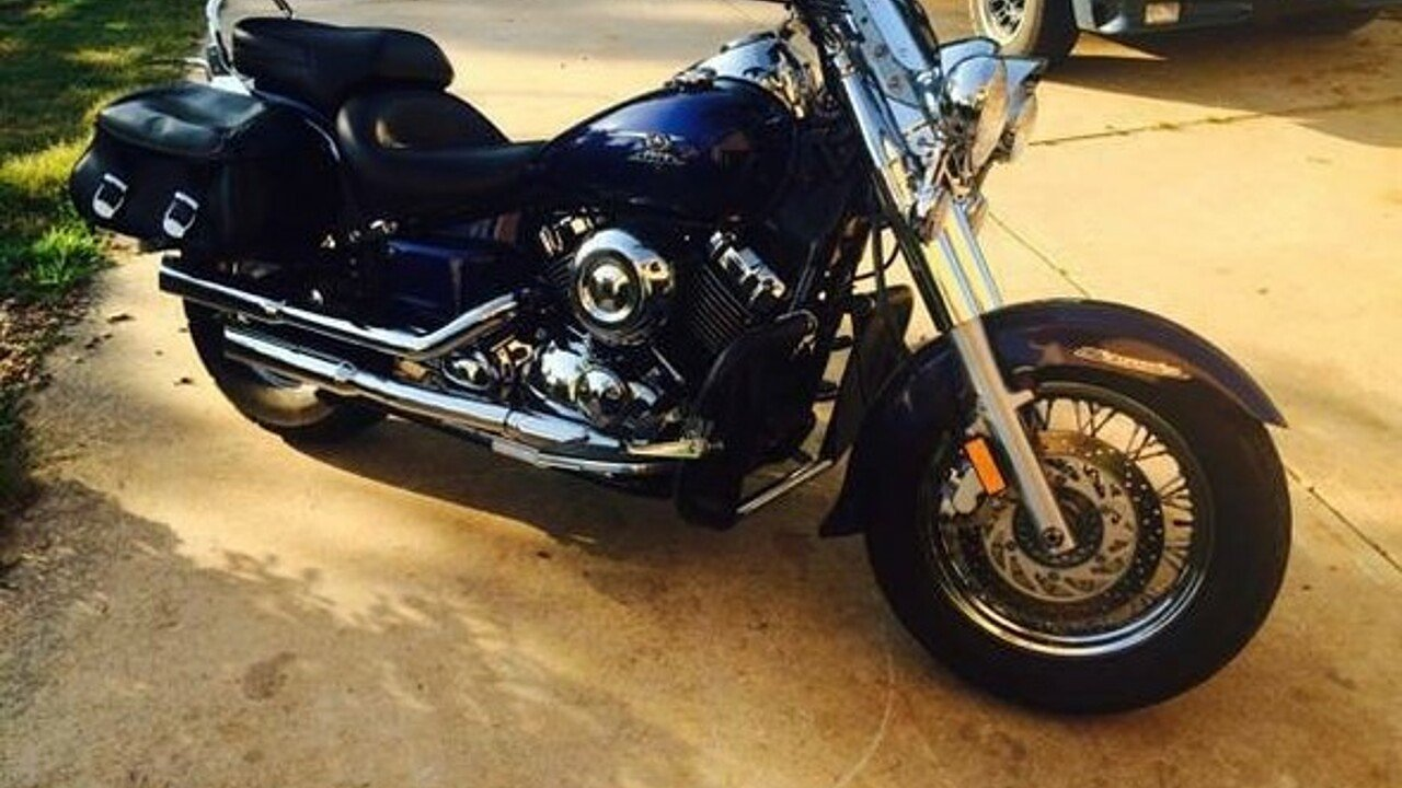 2008 Yamaha V Star 250 for sale 200485311